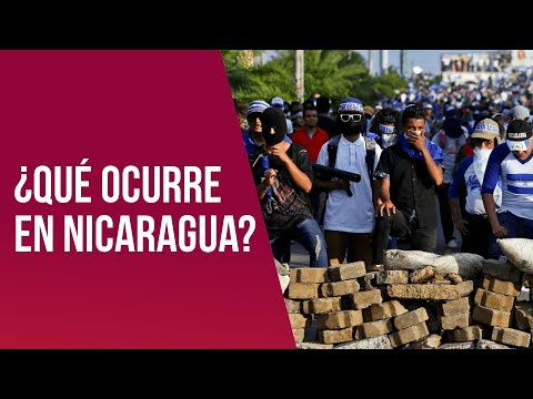 ¿Qué ocurre en Nicaragua?