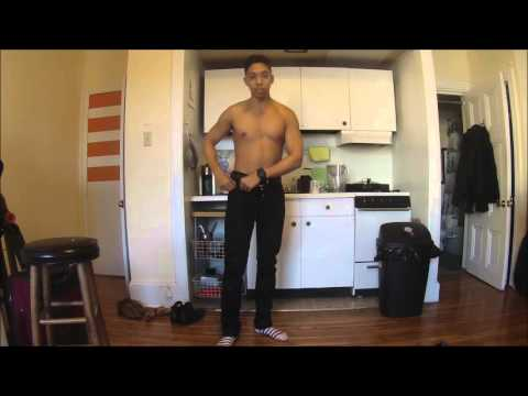 Gustin Raw Denim Jeans Italy BlackxBlack First Try On