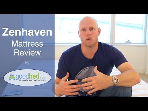 Zenhaven Mattress Review (VIDEO)