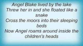 Danzig - Angel Blake Lyrics