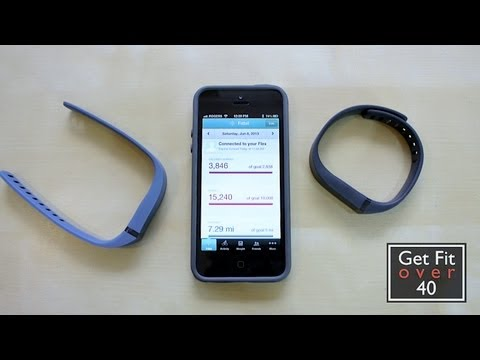 Fitbit Flex Wireless Activity + Sleep Wristband Review