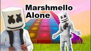 MARSHMELLO - ALONE (Fortnite Music Blocks)[9364-3983-4604]