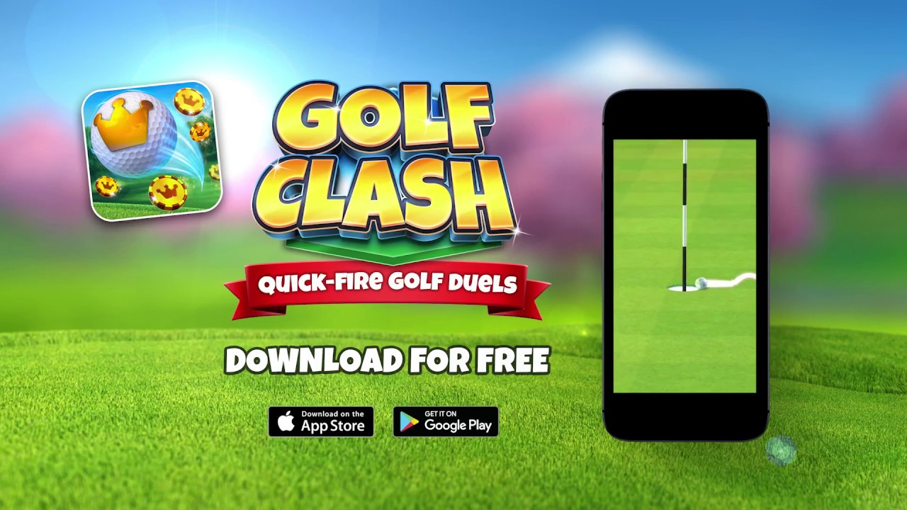 Golf Clash: It's Playtime! (TV Commercial)