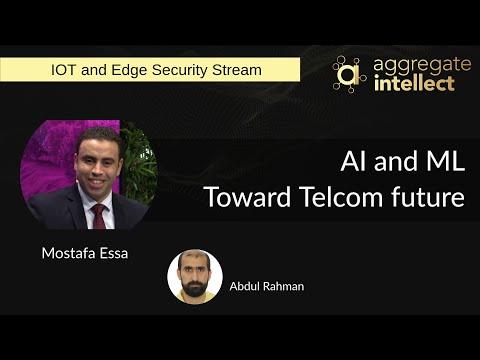 AI and ML toward Telcom future