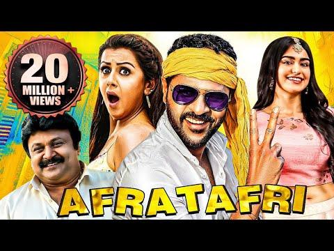 Download Afra Tafri (Charlie Chaplin 2) 2019 New Released Full Hindi Movie   Prabhu Deva, Nikki, Adah Sharma HD Mp4 3GP Video and MP3