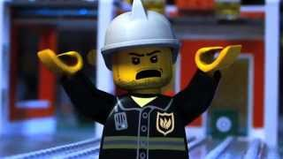 preview picture of video 'Lego CITY Pompieri Spot TV 2012 breve - www.testistore.it - Testi Giocattoli Padova'