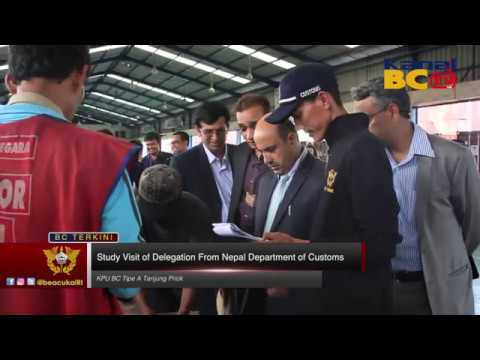 Study Visit of Delegation From Nepal Department of Customs