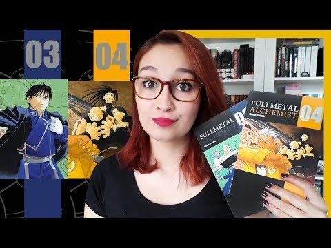 Fullmetal Alchemist 3 e 4 | Resenhando Sonhos