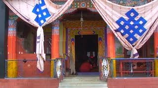 A monastery in Tawang, Arunachal Pradesh