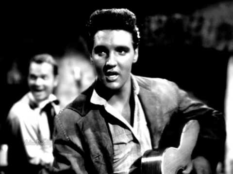 Elvis Presley  - A Cane and A High Starched Collar (tribute)