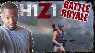 MISSION IMPOSSIBLE! - H1Z1 Team Battle Royale Gameplay | H1Z1 Team BR 5 Person