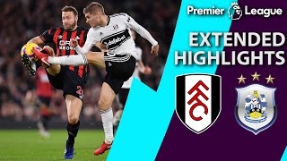 Fulham v. Huddersfield | PREMIER LEAGUE EXTENDED HIGHLIGHTS | 12/29/18 | NBC Sports