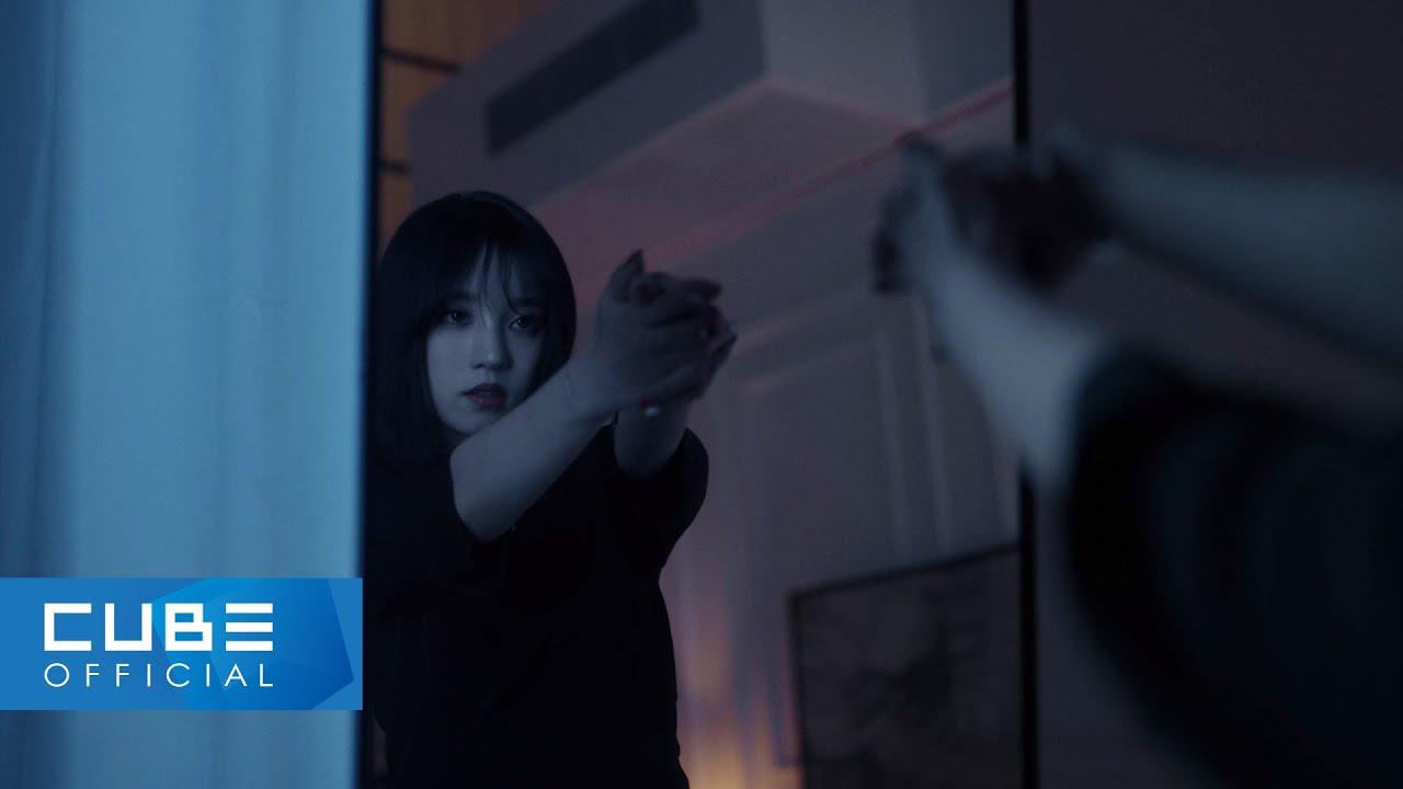 [Korea] MV : Yuqi - Bonnie & Clyde
