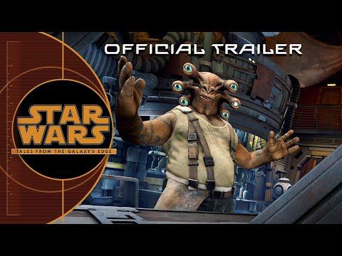 Trailer Officiel - Oculus Quest de Star Wars: Tales from the Galaxy's Edge