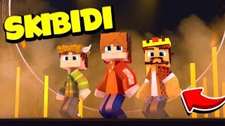 LITTLE BIG — SKIBIDI (Minecraft Romantic Edition)