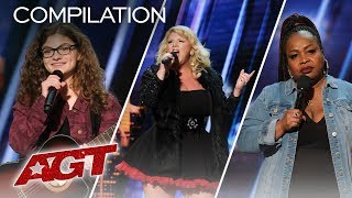 These Ladies Will SURPRISE You With Their Amazing Talents! - America's Got Talent 2019