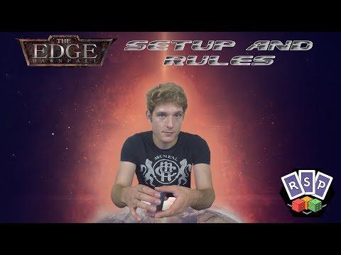 The Edge: Dawnfall Setup and Rules