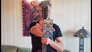 First Look: EarthQuaker Devices Aqueduct Vibrato