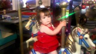 P on the merry go round - Video Youtube