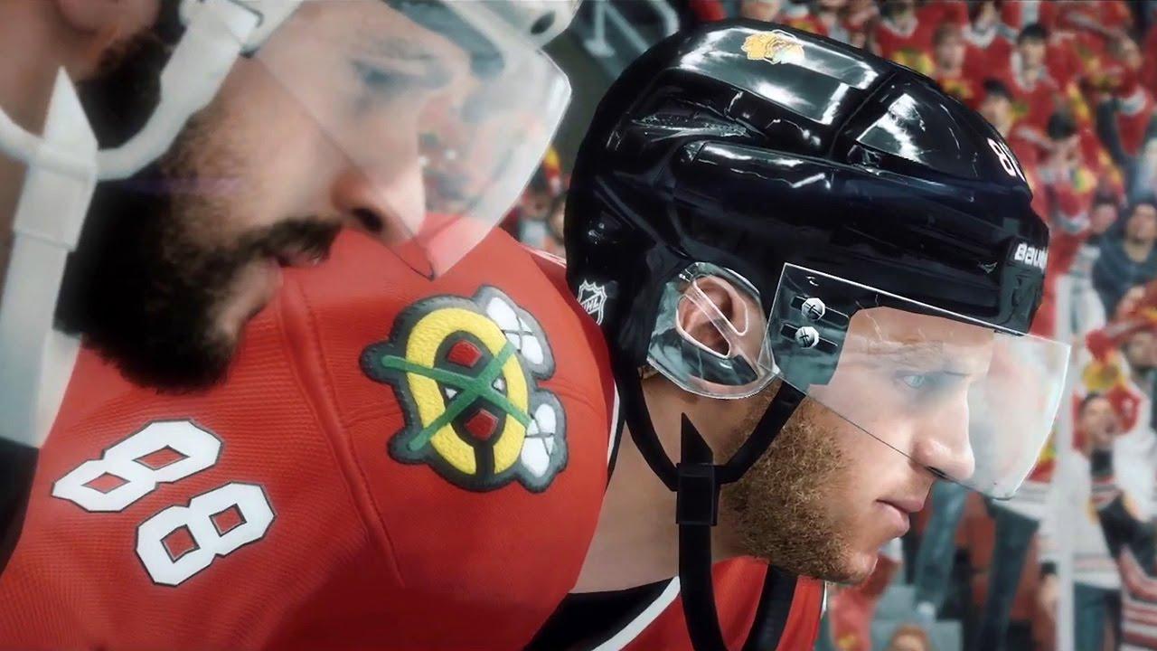 NHL 16 Gameplay Trailer [E3 2015] #VideoJuegos #Consolas