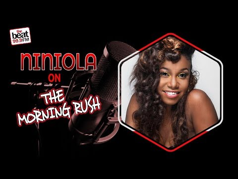 Niniola x Busiswaah  On The Morning Rush