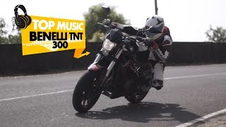 Top Music I Benelli TNT 300 I PowerDrift