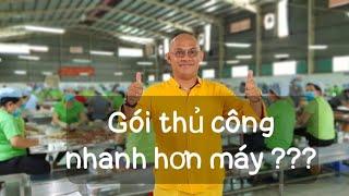 VN Unknown #48: Kẹo dừa Bến Tre P3| Lé mắt chứng kiến 800 bàn tay vàng gói kẹo dừa nhanh như máy
