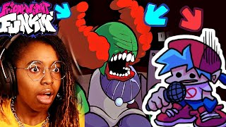 Friday Night Funkin' TRICKY CRAZY HEAT   Onyx Squad Gaming Highlights