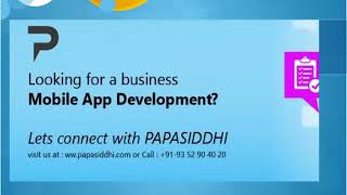 Mobile App Development in Udaipur