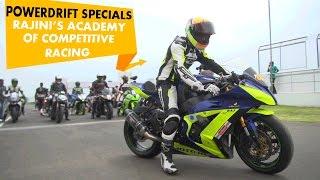 PowerDrift Specials : Rajini's Academy of Competitive Racing [RACR]