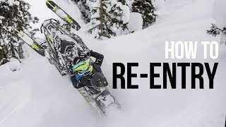 How To Do A Re-Entry