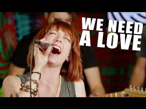 "SISTER SPARROW - ""We Need A Love"" (Live at JITV Headquarters in Los Angeles, CA) #JAMINTHEVAN"