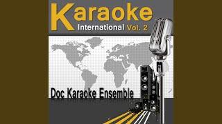 She Called Me Kansas (Karaoke Version Originally Performed by Aaron Lines)