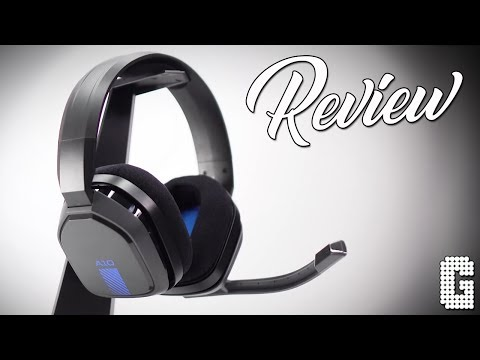 BEST VALUE! : Astro A10 (ONLY $60!) Gaming Headset REVIEW