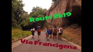 Route estiva: il nostro clan cammina fino a Roma