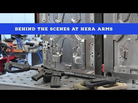 hera-arms: On site: behind the scenes at HERA Arms – With an exclusive video on the manufacturing of