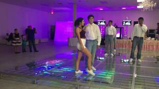 Diana's Surprise dance