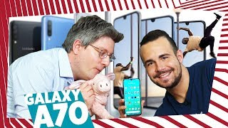 Samsung Galaxy A70 - Unser Erfahrungsbericht