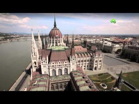 Budapest madártávlatból - lenyűgöző videó főrvárosunkról, amelyben a Városliget is helyet kap!