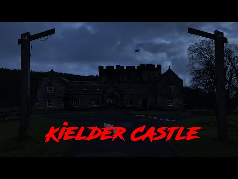 Spending The Night With The Ghosts Of Kielder Castle