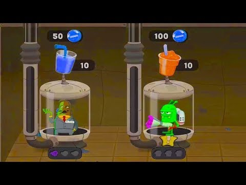 NEW START ZOMBIE CATCHERS!!! FROM LEVEL 44 TO LEVEL 46!