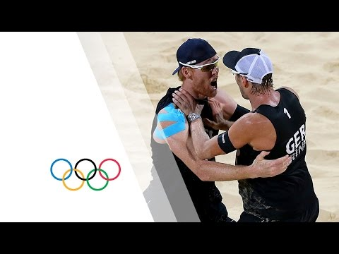 Preview video Beach Volleyball Men´s Gold Medal Match - Brazil v Germany - London 2012 Olympic Games Highlights