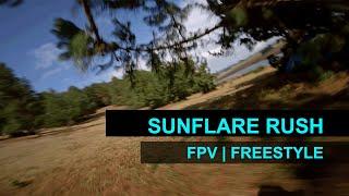 FPV // Uncut - Freestyle // Sunflare Rush // Colombia - Represa el Sisga