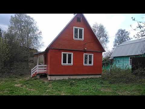 #Дом новый с землей, около #Москвы #Поварово.СНТ Нефтегазразведчик #АэНБИ #недвижимость