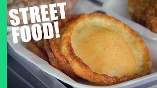 Best Cambodian STREET FOOD in Phnom Penh | Central Market