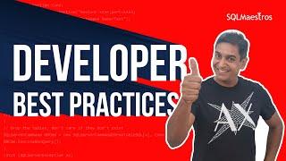 Developer Best Practices in SQL Server by Amit R S Bansal