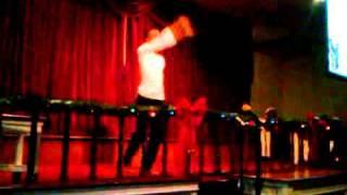 Donnie McClurkin -Purple Praise Dance by Cleon Brown
