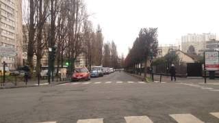 preview picture of video 'Ligne 361 Timelapse Ratp Man Lyon's City'