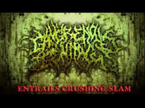 Gangrenous Genitals - Post Mortal Scat Impregnation
