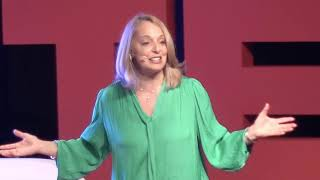 How a Pen and a Stamp Can Change a Relationship | Leah DeCesare | TEDxBryantU